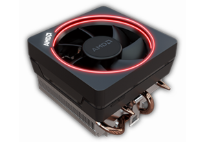【販売終了】AMD Wraith Max cooler, with RGB LED